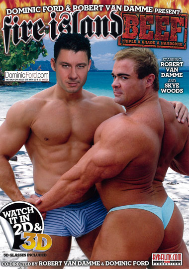 Fire Island Beef Cover Front