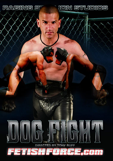 Dog Fight Cover Front