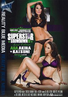 Superstar Showdown 6: Asian Edition cover
