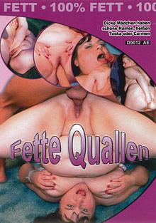 Fette Quallen cover