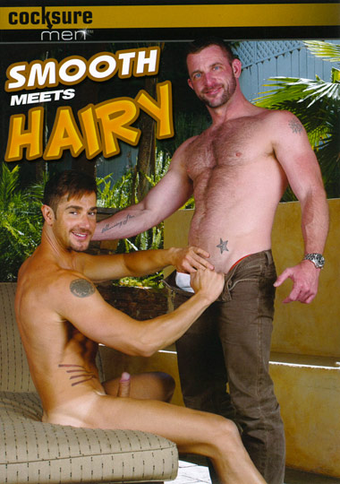 Smooth Meets Hairy Cover Front