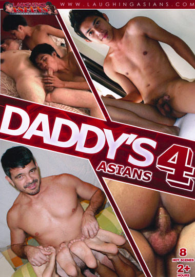 Daddys Asians 4 Cover Front