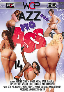 Azz And Mo Ass 14 cover