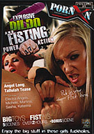 Explosive Dildo And Fisting Power Action 17