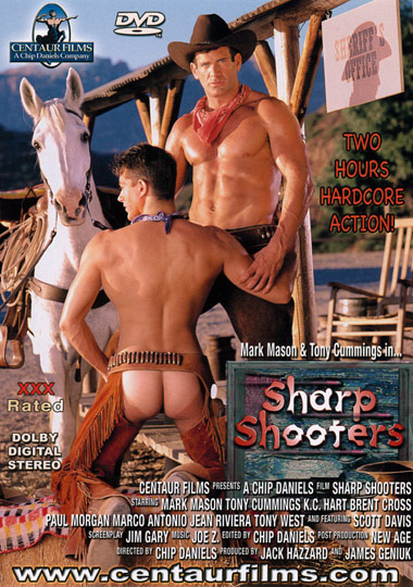 Sharp Shooters Cover Front