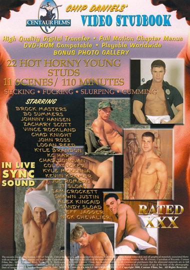 Chip Daniels Video Stud Book Cover Back
