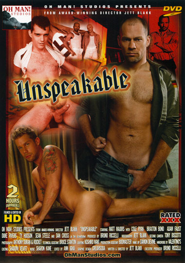 Unspeakable Cover Front