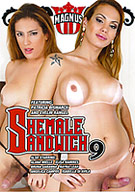 Shemale Sandwich 9