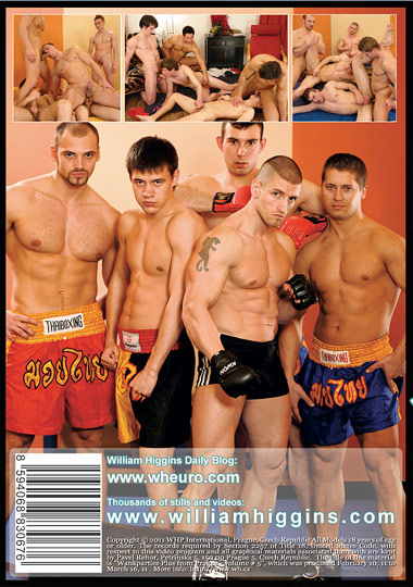 Wank Parties Plus from Prague 05 Cover Back