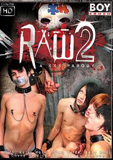 Raw 2 cover