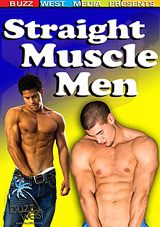 Straight Muscle Men