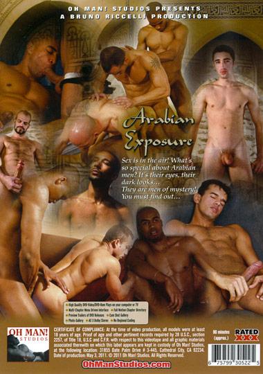 Arabian Exposure 1 Cover Front