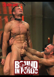 Bound In Public With Josh West And Trent Diesel cover