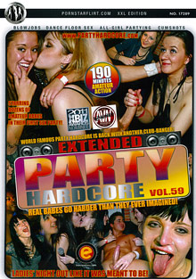 Party Hardcore 59 cover