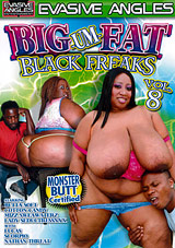 Big Um Fat Black Freaks 8