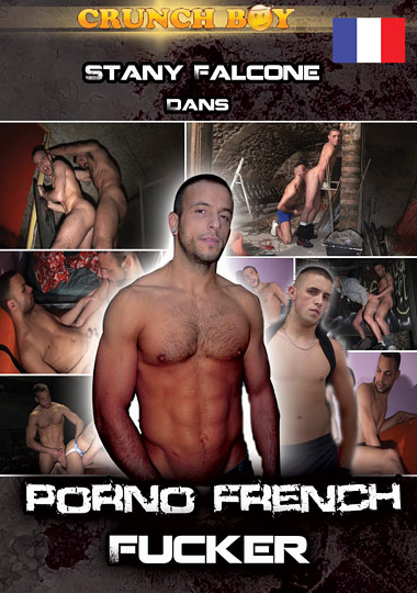 Stany Falcone dans Porno French Fucker Cover Front