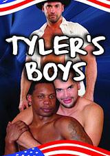 tyler's boys, usajock, alpha one media, tyler reed, danny lopez, kane rider, interracial, bareback, threeway, gay, porn