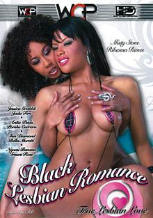 Black Lesbian Romance cover