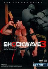 shockwave 3, dark alley media, bareback, gay porn, antonio biaggi