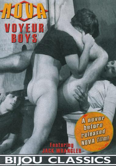 Voyeur Boys aka Eyes of a Gay Stranger Front Cover