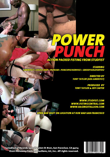 Power Punch Cover