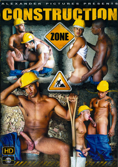 Construction Zone Cover Front