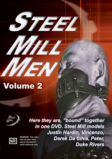 Steel Mill Men 2 Cover Front
