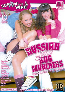 Russian Teen Rug Munchers cover
