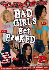 Bad Girls Get Fucked