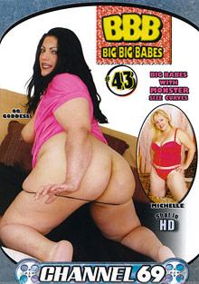 Big Big Babes 43 cover