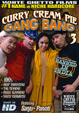 Curry Cream Pie Gang Bang 3