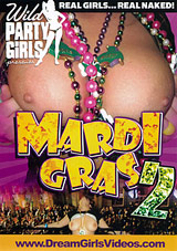 Wild Party Girls: Mardi Gras 2