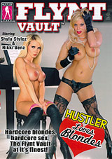 Flynt Vault: Hustler Loves Blondes