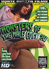 Monsters Of She Male Cock 24