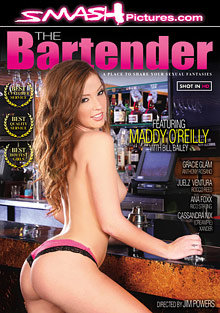 The Bartender cover