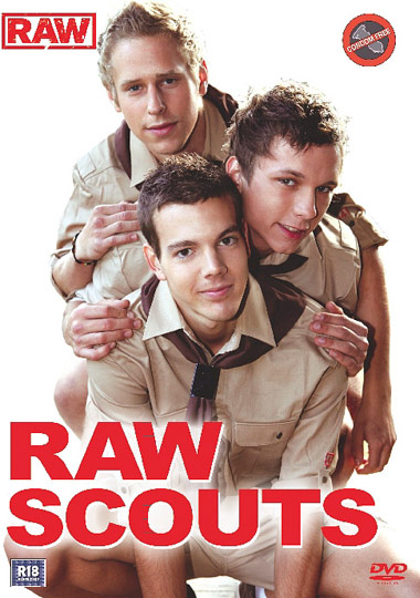 Raw Scouts Cover Front