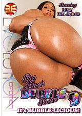 Big Black Bubble Butts 9