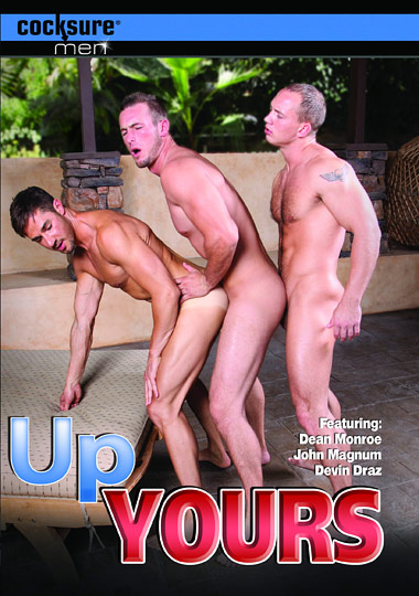 Up Yours Cover Front
