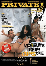 Private Gold 128: A Voyeur's Dream Cums True