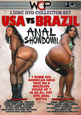 USA Vs Brazil Anal Showdown