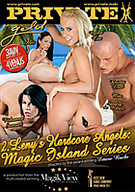 Private Gold 132: 2. Leny's Hardcore Angels: Magic Island Series