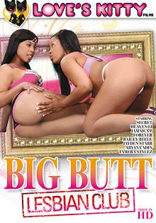 Big Butt Lesbian Club cover