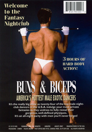 Buns and Biceps Cover Back