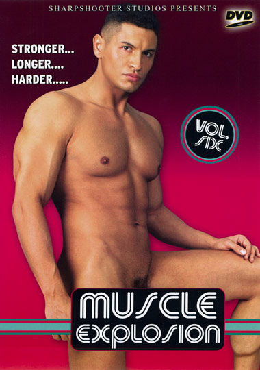 Muscle Explosion 6 Cover Front