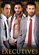 gentlemen 3, executives, gay, porn, white collar, michael lucas, lucas entertainment, rafael alencar