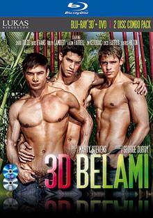 3D Belami cover