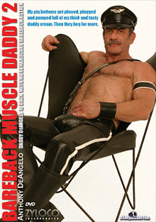 Bareback Muscle Daddy 2 cover