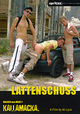 Lattenschuss