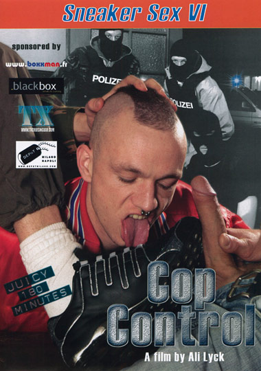 Sneaker Sex 6 Cop Control Cover Front