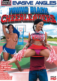 Young Black Cheerleaders cover